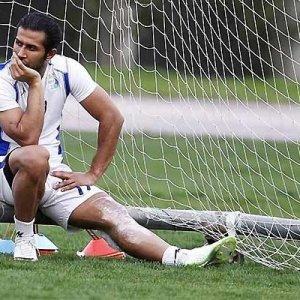 Young Footballer Mehrdad Oladi Dies