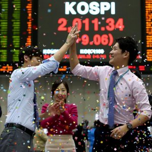 Korean Construction Shares Up on Park's Iran Visit