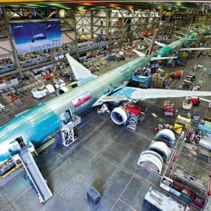Boeing Invited for Talks
