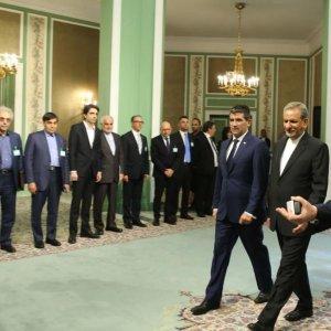 Iran, Uruguay Discuss Prospective Deals