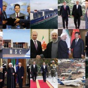 Eventful Year for Iran Economy