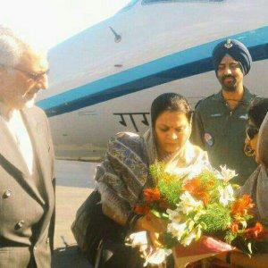 India FM in Tehran