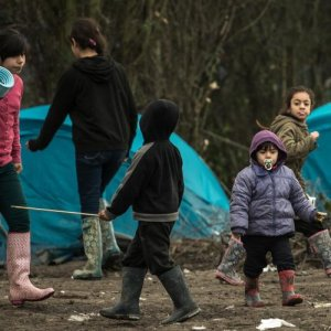 French Action Urged Over Calais Children