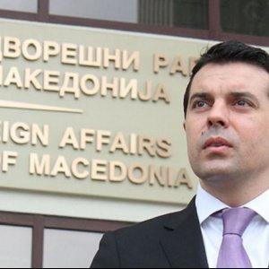 Macedonia FM in Iran