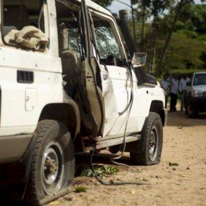 Burundi President Condemns General's Killing
