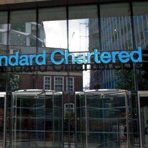StanChart Profits Plunge 64%