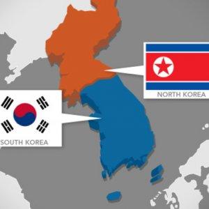S. Korea Fires Shots Near N. Korea Border