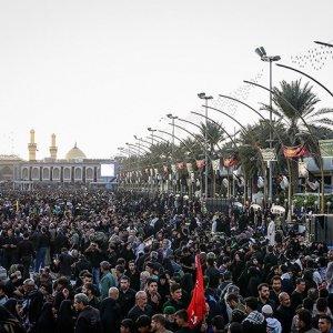 Iranians Observe Arbaeen