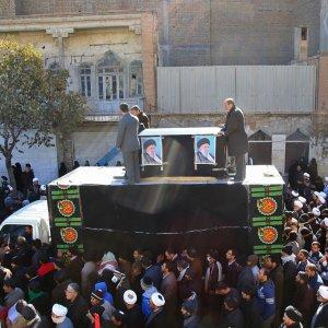 Ayatollah Ardebili Laid to Rest