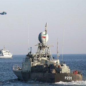 Naval Flotilla Enters Atlantic Ocean