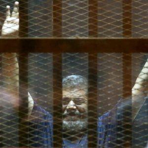 Court Overturns Life Sentence Against Mursi