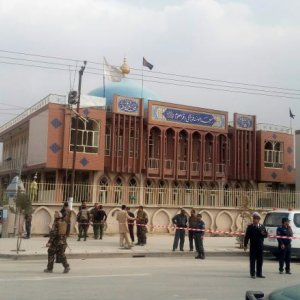 Dozens Killed at Kabul Shia Mosque