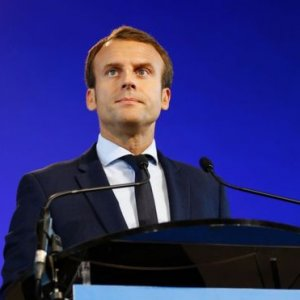Macron Launches Bid for French Presidency