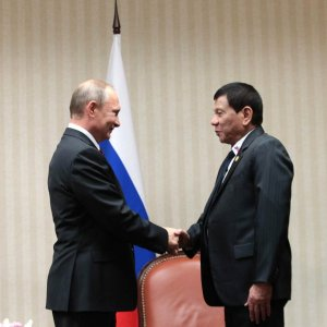 "Duterte Talks to Putin About Western ""Hypocrisy"""