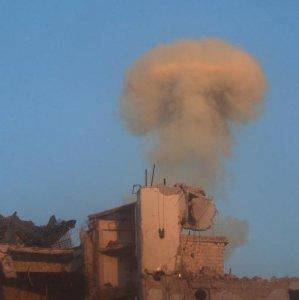 Syrian Troops Capture Aleppo Neighborhood