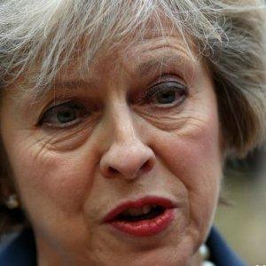 British PM Reaffirms Aim to Quit EU