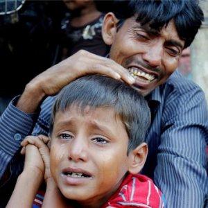 UN: Myanmar Wants Ethnic Cleansing of Rohingya