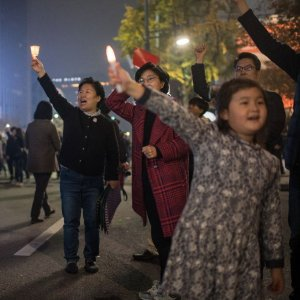 Opposition Rejects S. Korea President's Crisis Remedy