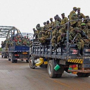 """UN Fears """"Ethnic War"""" in S. Sudan"""