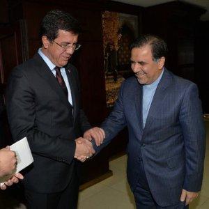 Iran, Turkey Address Border Transit Issues