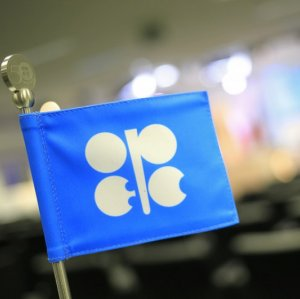 OPEC has pledged to bring production down to around 32.5 mbpd.
