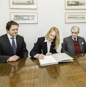 German Group, Saman Sign MoU
