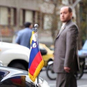 Slovenia Banks Eyeing Iran