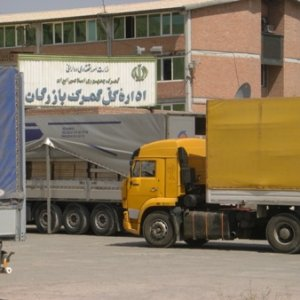 Iran's Road Imports Up, Exports Down