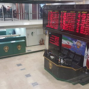 Over 3.15 billion shares valued at $185.6 million were traded in TSE during the past week. (Photo: Amir Hossein Baratloo)