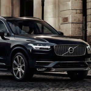 Volvo Exports SUVs to Iran