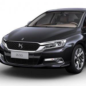 Citroen's next luxury DS model arrives on Iranian shores via China.