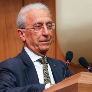Samii Awarded Honorary Title at Zagreb Varsity