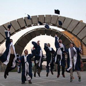 Youth unemployment is highest among university graduates (37%).