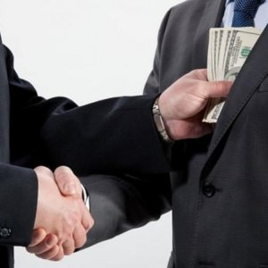 One in six households in Europe and Central Asia have paid a bribe.