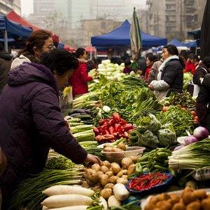 China Retail Sales Drop