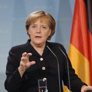 Merkel Warns Against Protectionism
