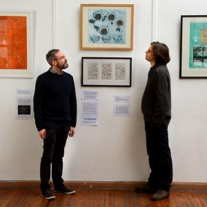 Art and Science Linked for Exhibition