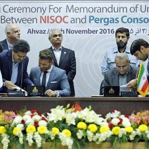 Int'l Consortium Signs MoU to Study Khuzestan Oilfields