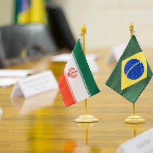 $5b Target for Iran-Brazil Trade
