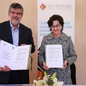Trade Promotion Organization of Iran, Int'l Trade Center Sign MoU