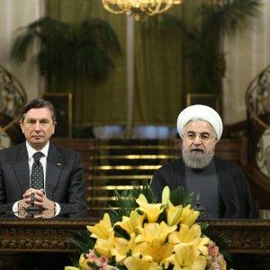 Iran, Slovenia Sign 3 MoUs