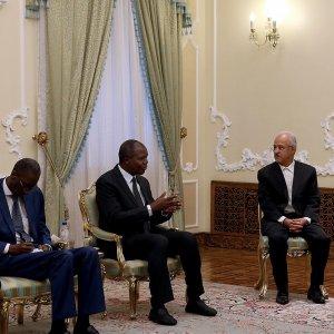 Tehran Ready to Enhance Ivorian Relations
