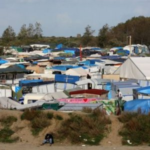 "Calais ""Jungle"" Closure to Start on Monday"