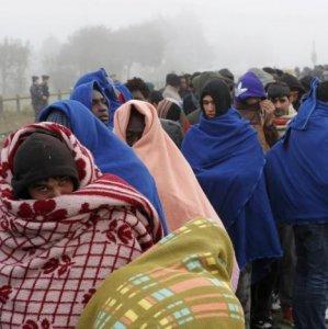 Tent-Burning, Explosions Overnight at Calais Jungle