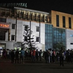 At Least 20 Die in India Hospital Fire
