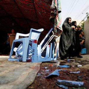 Suicide Bombing, Shootouts Kill 55 in Iraq