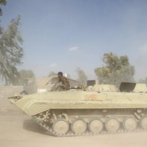 Battle for Mosul Intensifies