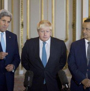 US, Britain Call for Immediate Yemen Ceasefire