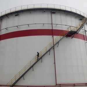 China Caps Oil Spending