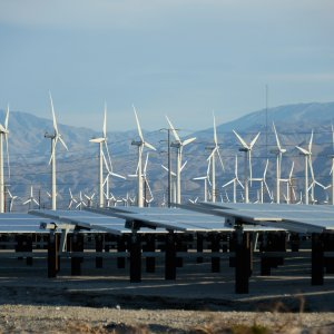 Researchers say 100% renewables is not presently affordable.
